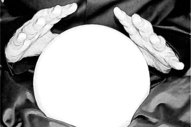 Law firms don't have a crystal ball